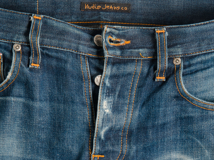 Battle of the fly: zipper vs. buttons - Nudie Jeans